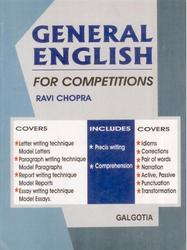 General English For Competitions