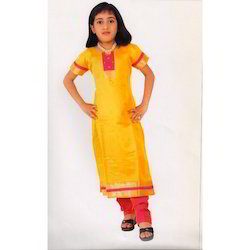 Silk Kids Salwar Suit