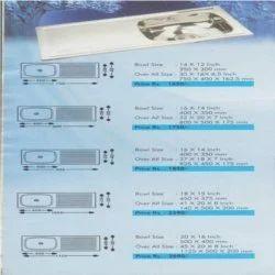 Stainless Steel Kitchen Sink - Nirali Kitchen Sink Authorized ...
