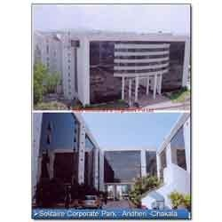 Construction Of Corporate Parks