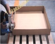 Packaging Solutions-To Prepare Corrugated Trays