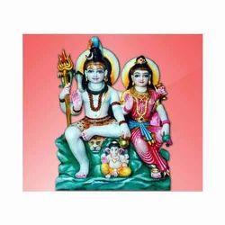 Shiv Parvati Idols