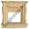 Yellow Stone Fireplace