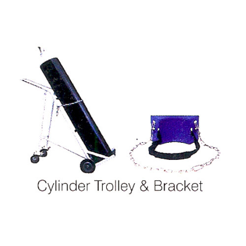 Cylinder Trolley And Mounting Brackets