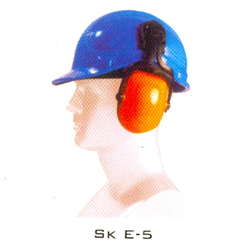 Ear Muff & Safety Helmet