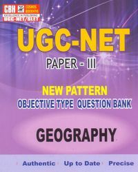 New Pattern UGC-NET Geography Paper-III