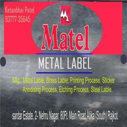 Steel Label