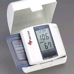 Blood Pressure Monitors (Wirst Type)