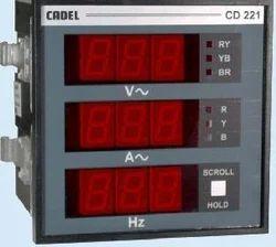 Eltrac Digital Voltage Meters