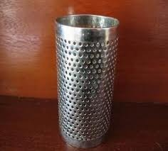 Stainless Steel Perforated Tubes For Space (Yarn Dying M/C)