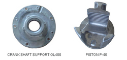 High Pressure Die Casting Crank Shaft Support