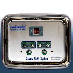 Steam Bath Control Panel Manual