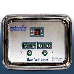 Steam Bath Control Panel Manual