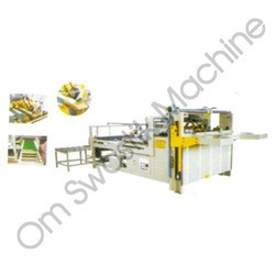 Corrugated Box Gluing Machine ( Semi Automatic)