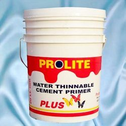 Water Thinnable Cement Primers