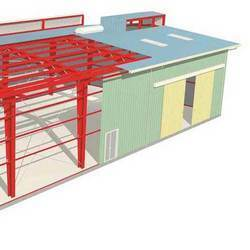 Industrial Steel Structures & Industrial Building Solution