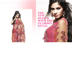 Embroidered Sarees Online