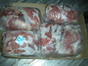 frozen boneless meat