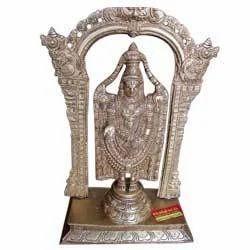 Lord+Venkateswara+Statue