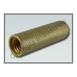 Brass Knurling Inserts And Components