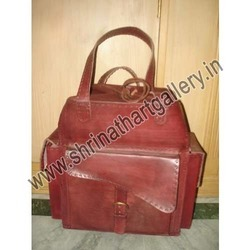 Leather Bag For Daily Use