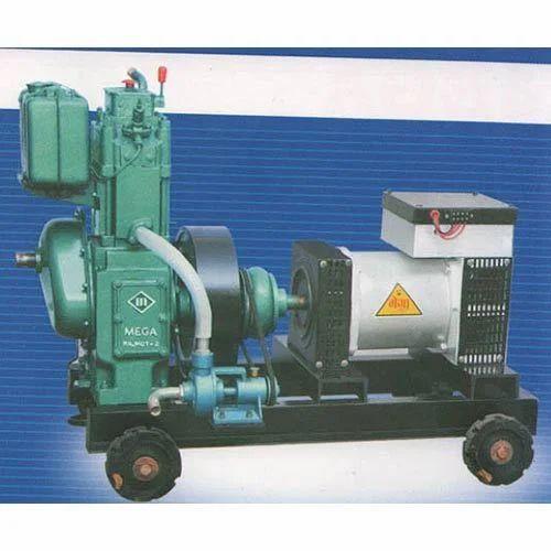 7.5 KVA Diesel Generator Set