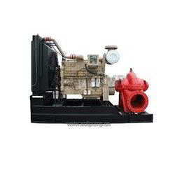 Diesel Engine Fire Fighting Pump