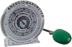 Barometer+Aneroid+Demonstration