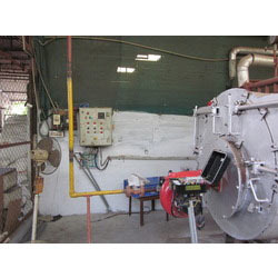 Steam Boiler Burner
