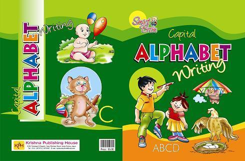 Capital Alphabet Writing Books