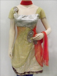Embroidered Salwar