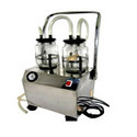 Compressor Operated Suction Machine