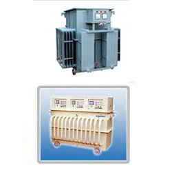 Servo Voltage Stabilizer & Isolation Transformer