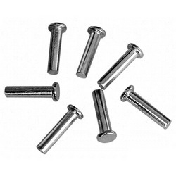 solid stainless steel rivets