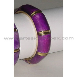 Natural Finish Bone Bangles