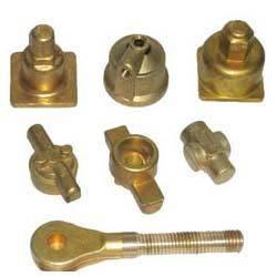 Non Ferrous Brass Forgings