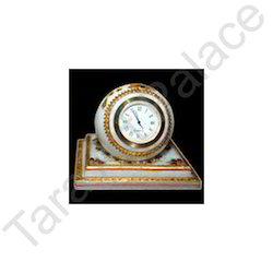 Designer Marble Clock