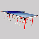 Table Tennis Table With Wheel