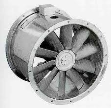 Axial Flow Fan Duct Fan Manufacturer From Surat