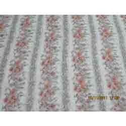 Poly Chiffon Printed Fabric
