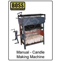 manual candle making machine