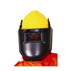 Ear Muff Attachment For Vangard Industrial Safety