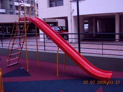 Large Plain Slide