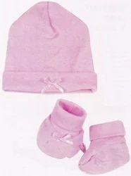 Baby Cap & Gloves