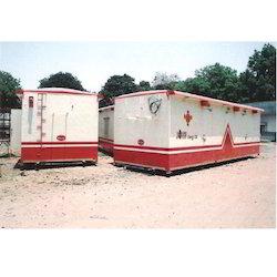 Prefab Bunk Houses