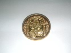 Gold Plated Coins