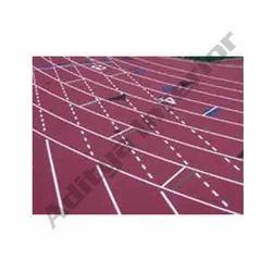 Jogging Track Rubberised Flooring