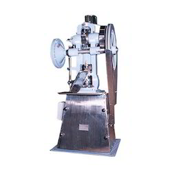 Single Stroke Tablet Compression Machine