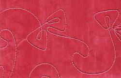 Rayon Thread Embroidered Handmade Papers