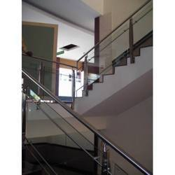 Glass Panel Railing